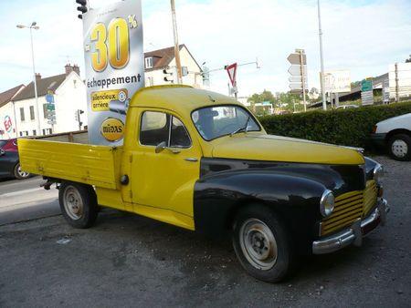 PEUGEOT 203 pick-up Lons le Saunier (1)