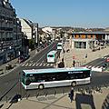 La nouvelle gare de juvisy inaugurée attend l'arrivée du t7