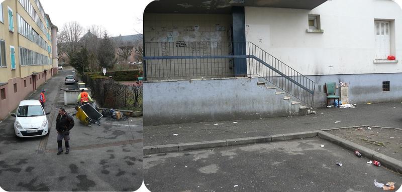 Quartier Drouot - Entretien