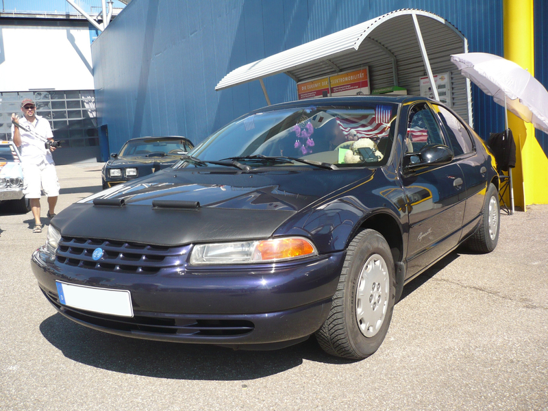 PLYMOUTH Breeze Sinsheim (1)
