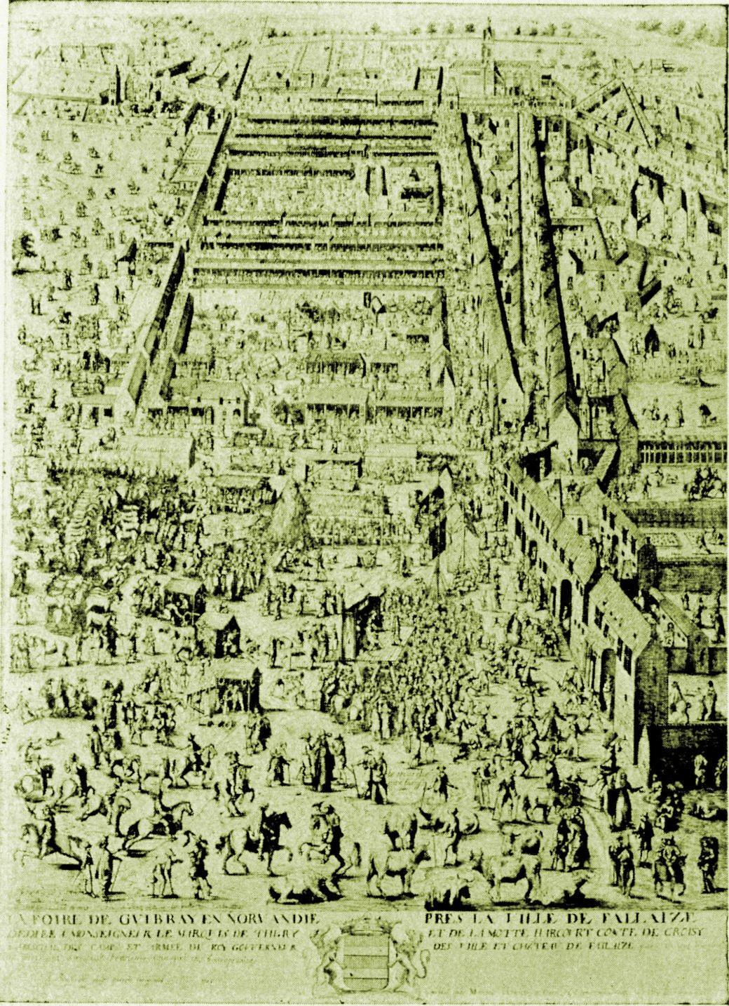 Le 13 août 1789 à Mamers.