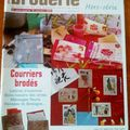 Ouvrages broderie n°20 hors série