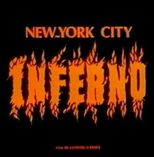 NY city inferno
