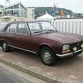 Peugeot 504 injection automatique (1970-1972)