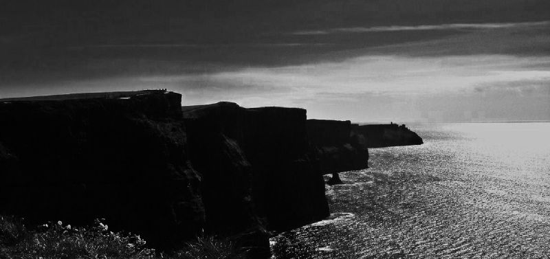 Cliffs of Moher, may 2010