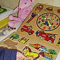 les puzzles en bois