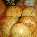 Petits pains aux épices