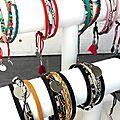 échantillon bracelets 2 pw