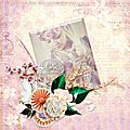 Kit peachy plum angel's design