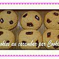 Carambar caramel(cookies)