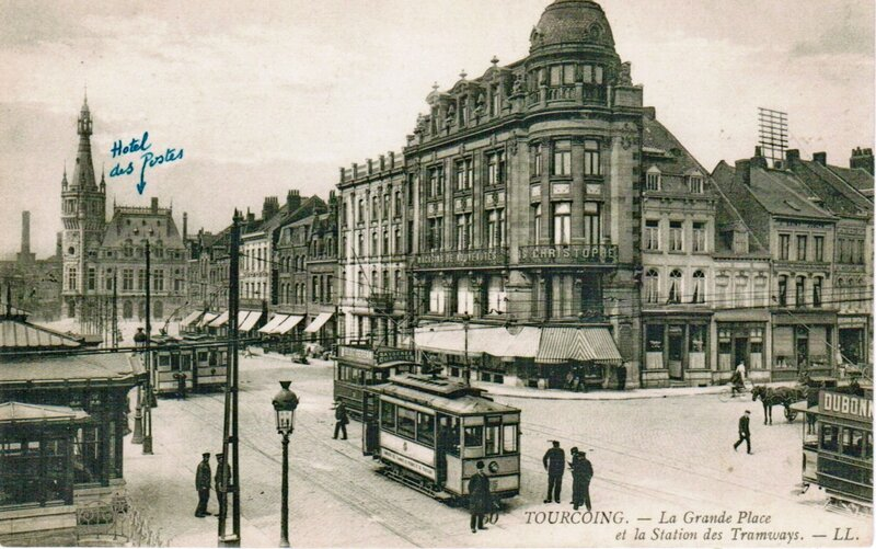 TRT - tourcoing-grand-place