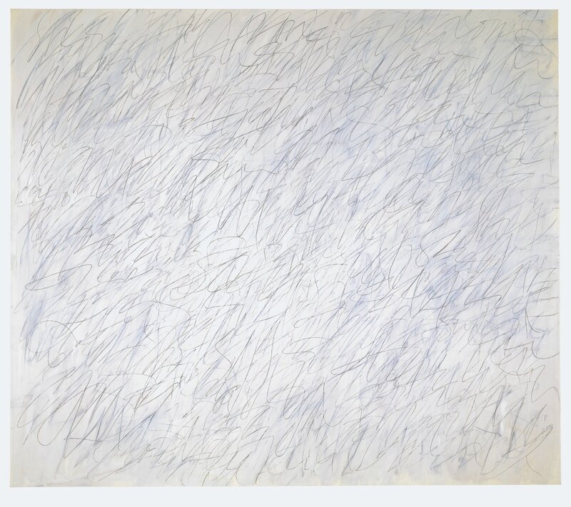 08 Twombly Nini's Painting 1971 Roma