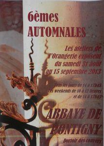 automnales 2013