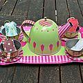 Du thé... pour les poupées!!!