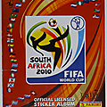 Album ... album football panini * coupe du monde 2010