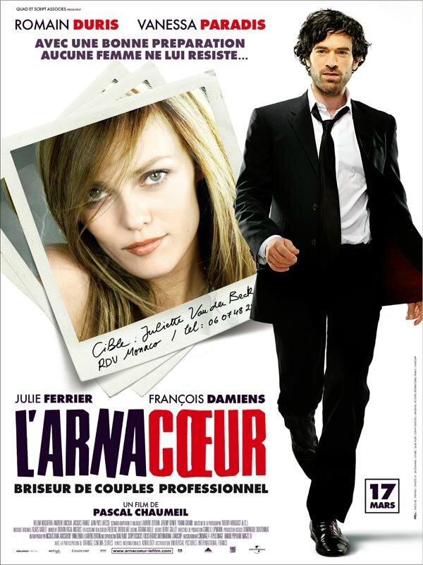 affiche Arnacoeur
