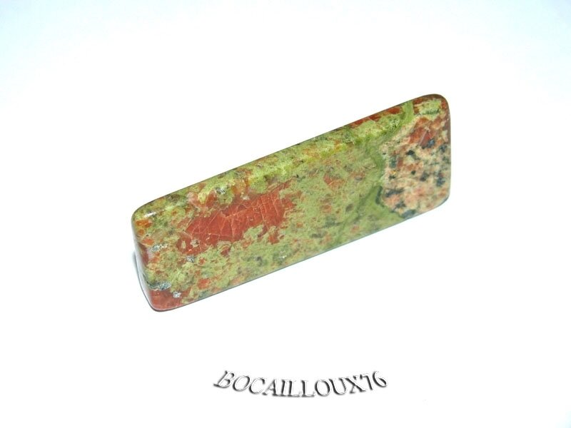 Porte COUTEAU UNAKITE 7 - 42x16x7 mm - Art de la TABLE