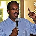 Somalie: le président mohamed mohamed appel l'onu a considéré l'entité sioniste comme térroriste