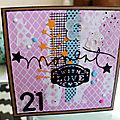 Carte d'anniversaire n°6