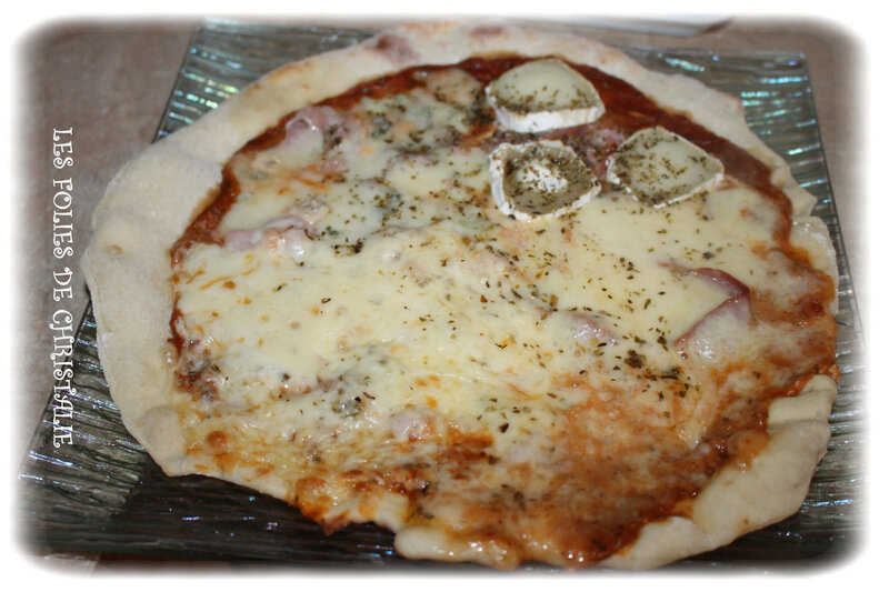 Pizza 4 fromages 5