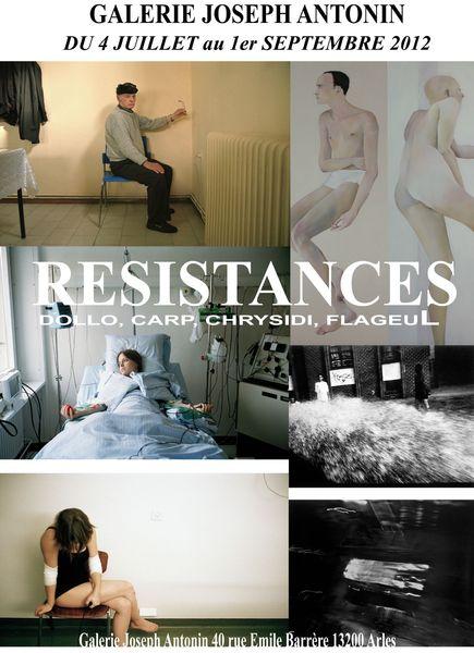 affiche expo resistances