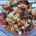 Salade de chou fleur a l'italienne