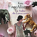 La vallée du lotus rose, kate mcalistair