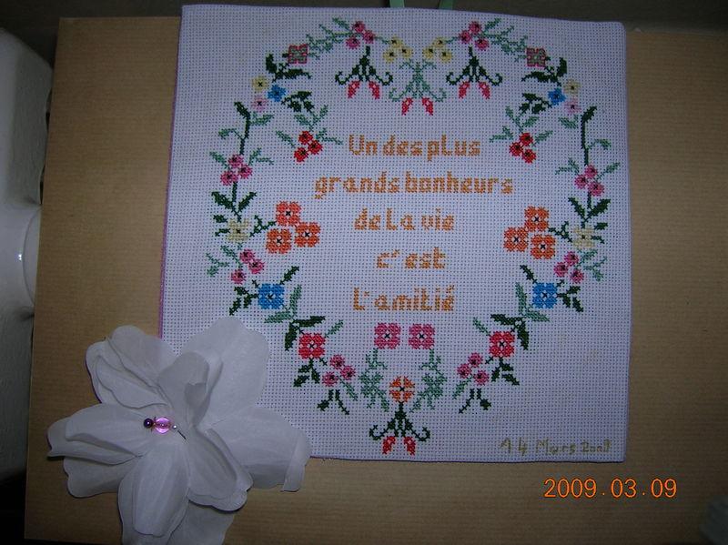 anniversaire michèle 14 03 2009