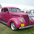 Ford model 78 v8 2door 5window coupé hot rod 1937
