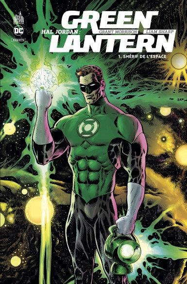 Urban DC Hal Jordan Green Lantern par Morrison & Sharp
