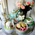 Tea time du jour