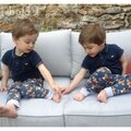 Love like my twins d'amour en leggings
