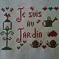 Rendez-vous dans mon jardin !!!!