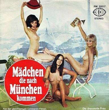 Madchen die nach Munchen kommen