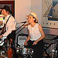Concert privé avec une rencontre folk, country et western