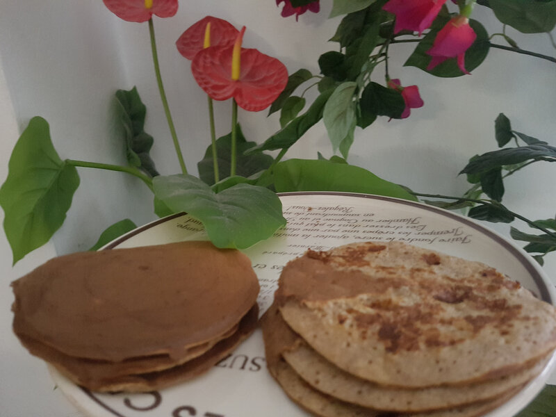 pancake banane sans gluten sans lactose 04