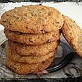 { new york food } cookies au chocolat de christophe felder