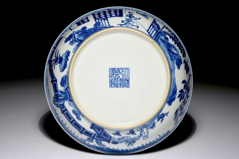 a-chinese-blue-and-white-three-friends-of-winter-dish-qianlong-mark-and-period-2