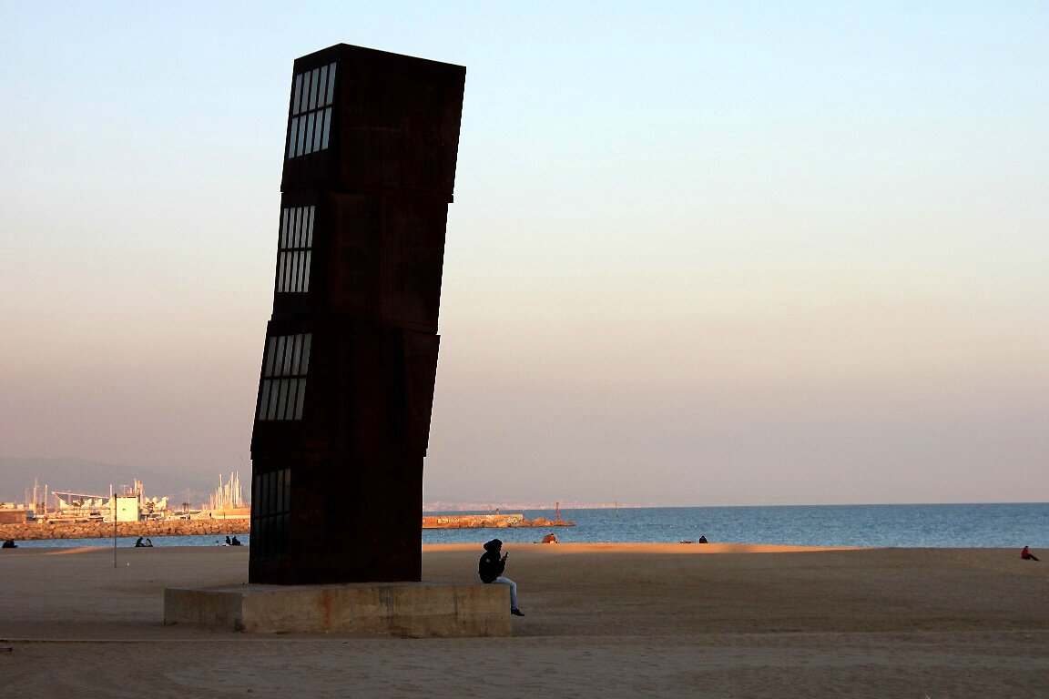 Barcelone - Barceloneta_6530