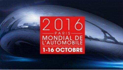 Mondial automobile Paris 2016