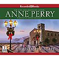A christmas escape, d'anne perry