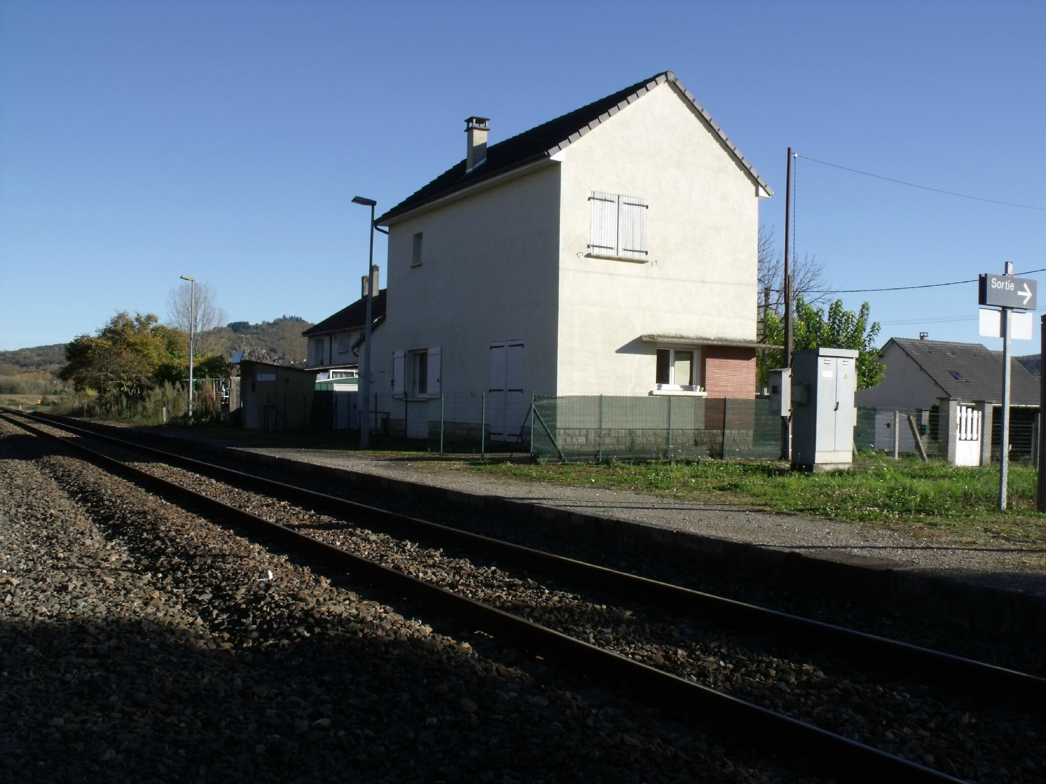 Larche (Corrèze - 19)