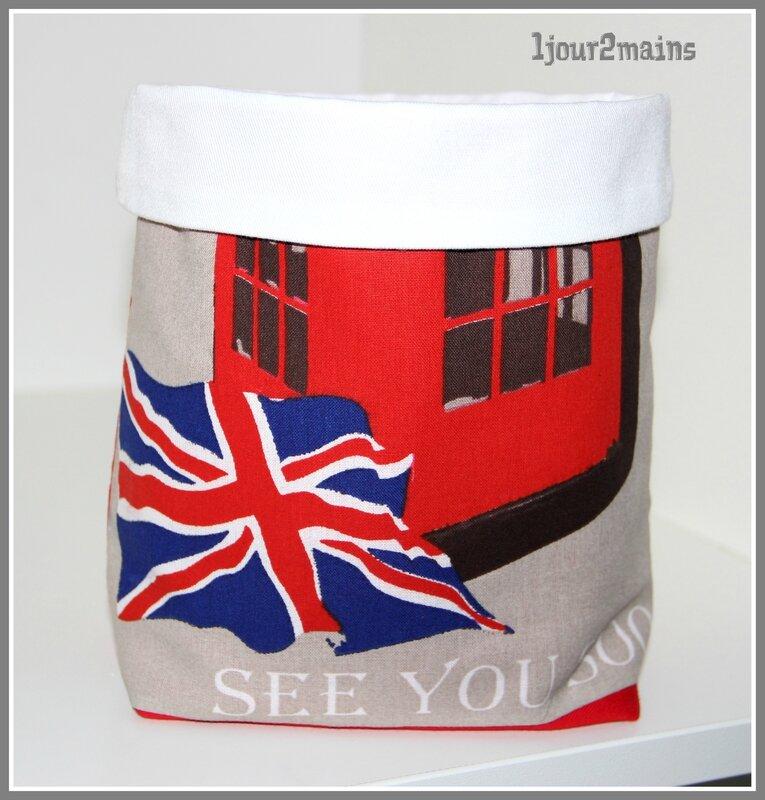 paniere drapeau anglais