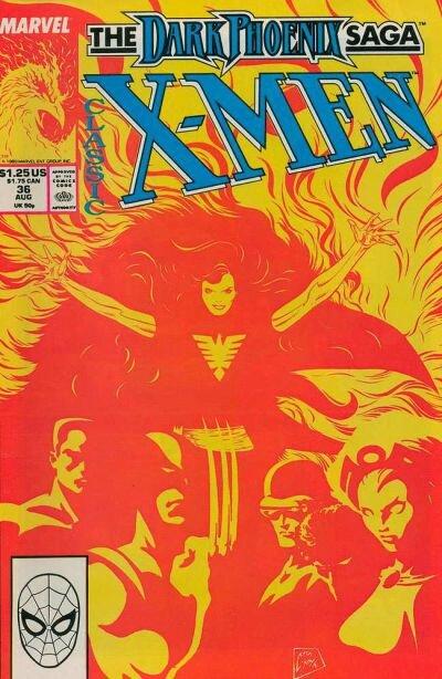 classic x-men 036