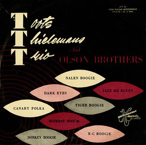Toots_Thielemans_and_Olson_Brothers___1953___Toots_Thielemans_and_Olson_Brothers__Metronome_