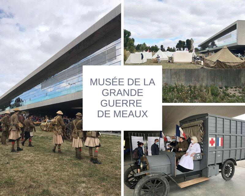 Immersion au Musée de la Grande Guerre de Meaux ©Kid Friendly
