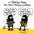 Otages français, mali, aqmi, armée française et l'immédiat tique