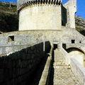Dubrovnik -La tour Minceta