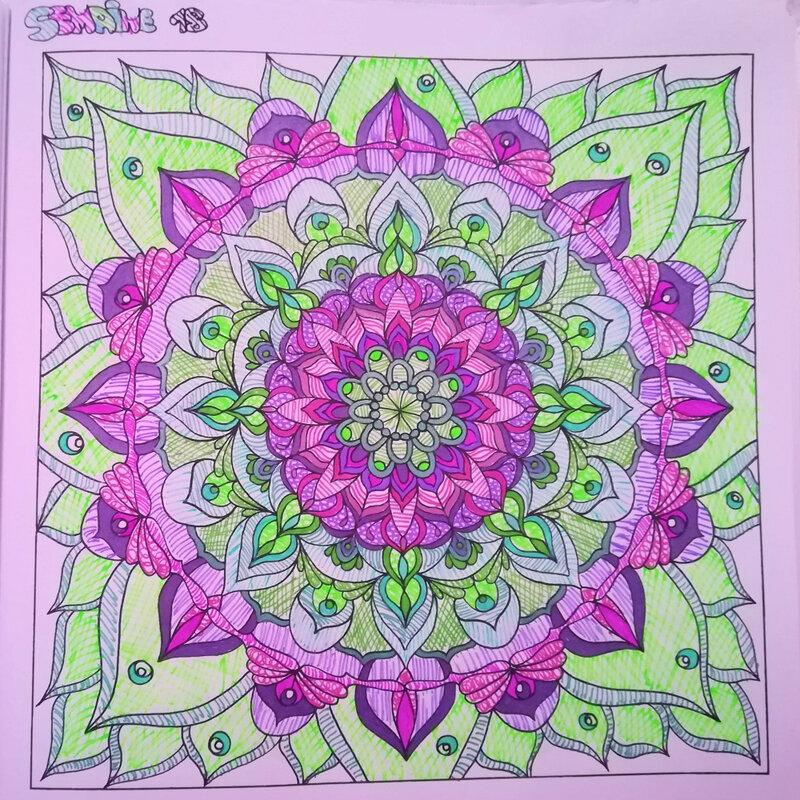 Semaine 18 coloriage