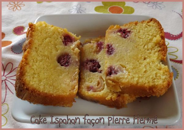 Cake Ispahan PH